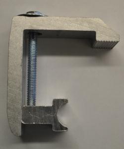 2in Throat Truck Cap Clamps For Mounting Truck Caps with Fiberglass or Aluminum Rails 4pcs//set Truck Campers Clips Truck Cap Mounting
