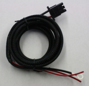 fuse_box_wire_harness  Prong Wire Harness on cable strap, american auto, 13an683g163,