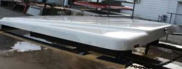 Used Truck Lid - 99-06 Toyota Tundra SB White