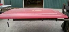 Used Truck Lid - 99-06 Chevy/GMC PU FS SB - Red