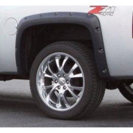 Lund Fender Flares - RX - Rivet - Smooth - RX103S