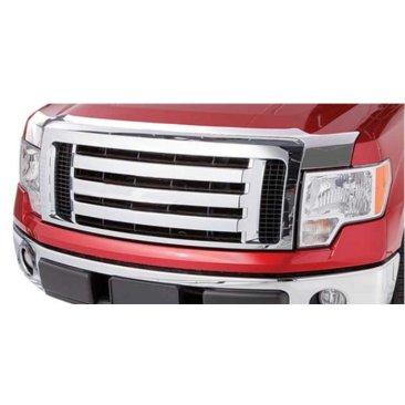 Auto Ventshade 622004 Aeroskin Large Chrome Hood Shield