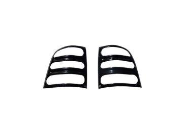 Auto Ventshade Taillight Covers - Slotted - 36740 (Image)